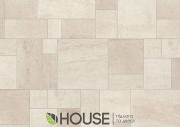 Ламинат Quisk Step коллекция Exquisa арт. EXQ1553 Плитка белая