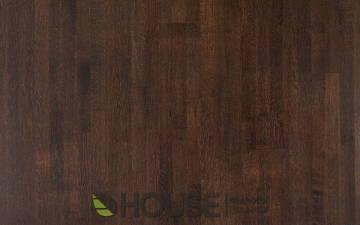 Паркетна дошка Polarwood арт. 3011178166075124 Дуб DARK BROWN 3х