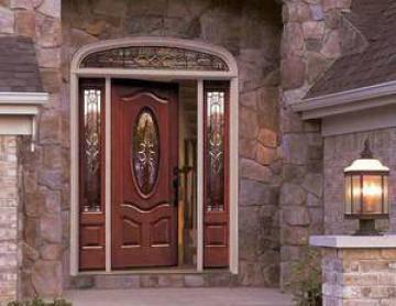 Как выбрать входную дверь в дом