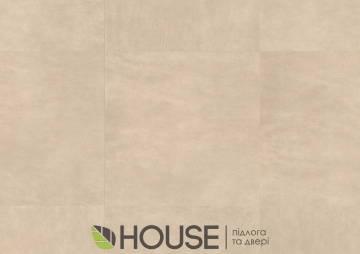 Ламинат Quisk Step коллекция Arte арт. UF1401 Плитка кожаная светлая