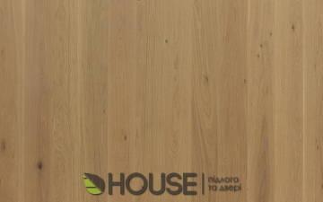 Паркетна дошка Polarwood арт. 1011112062018124 Дуб MERCURY Белое Масло 1800 мм