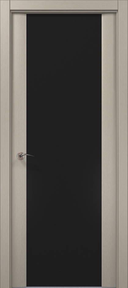ML-05 black glass, Дуб крем брашированный