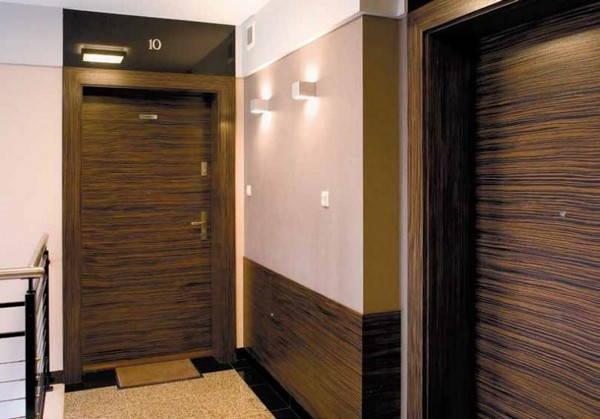 как выбрать дверь с шумоизоляцией