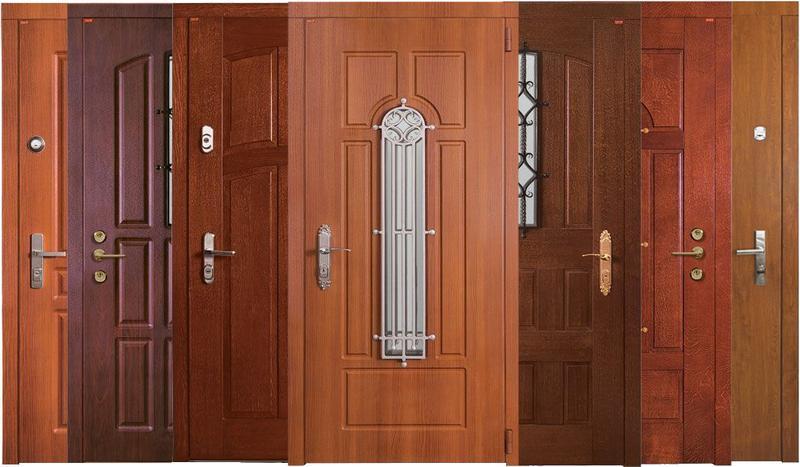 какую входную дверь выбрать для дома